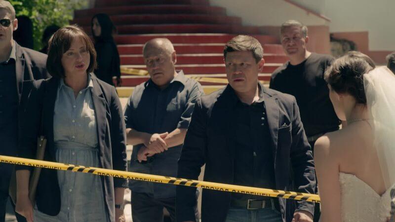 Кадр из сериала Ищейка 6 сезон