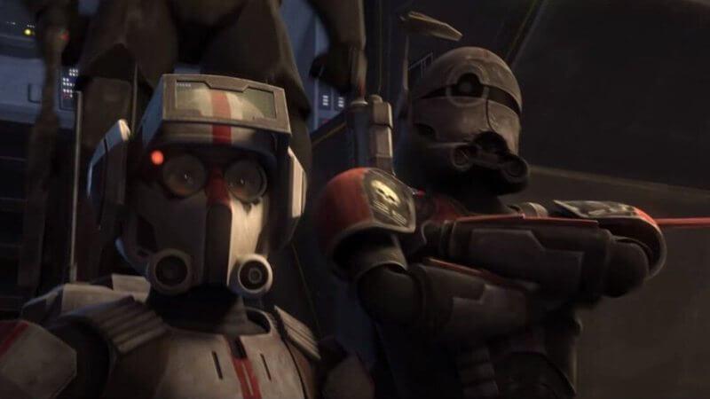 Кадр из сериала Звездные войны: Бракованная партия