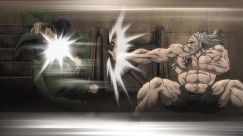 Битва Боец Баки