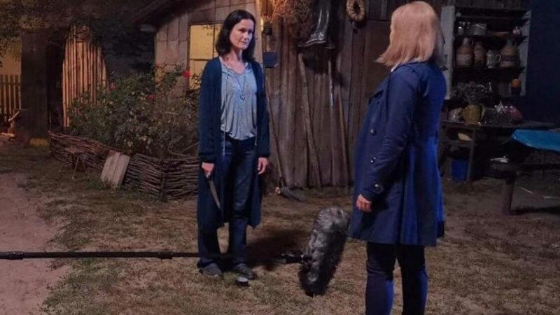 Кадр из сериала Мертвые лилии 2 сезон