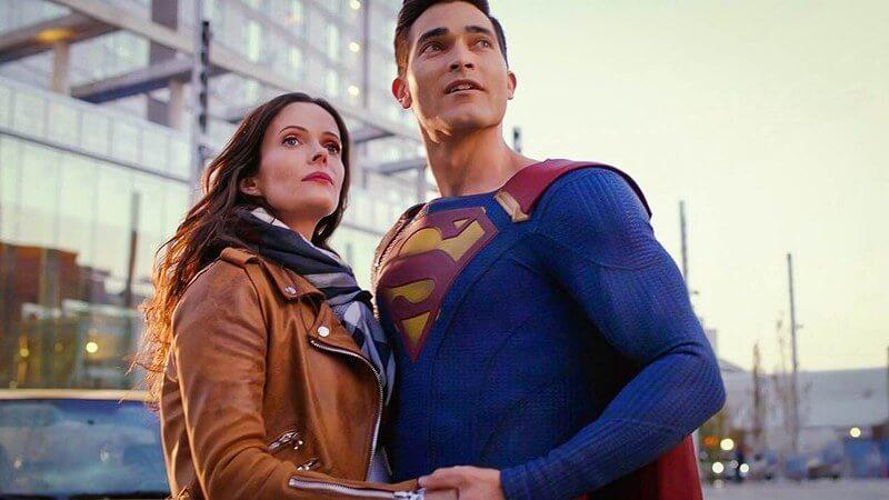 Тайлер Хэклин в сериале Супермен и Лоис 2 сезон