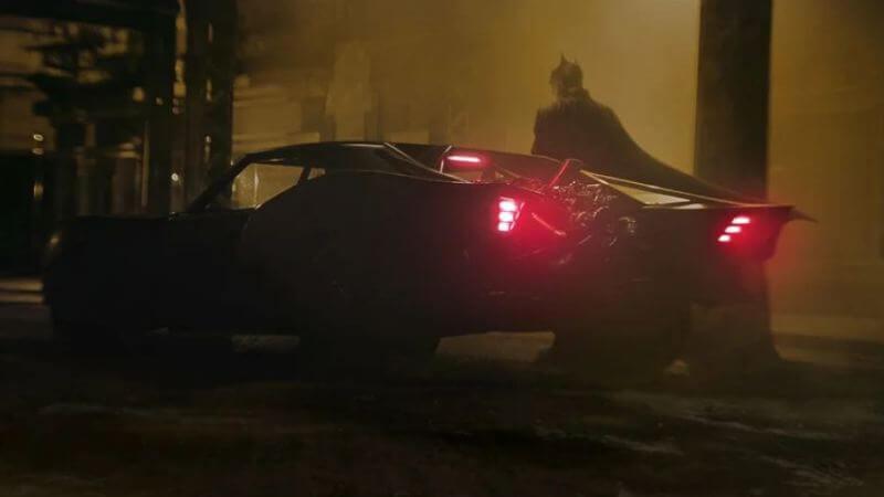 Автомобиль Бэтмен (фильм, 2022)