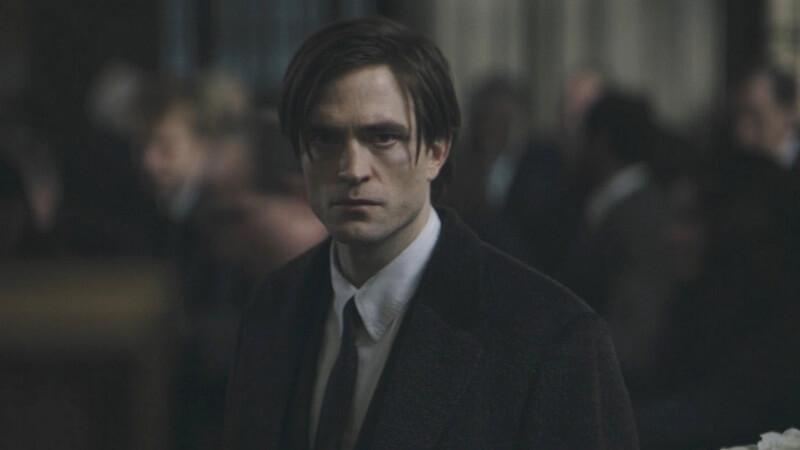 Главный герой Бэтмен (фильм, 2022)