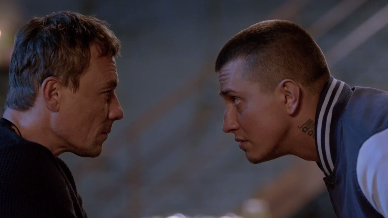 Кадр из сериала Преступление 3 сезон