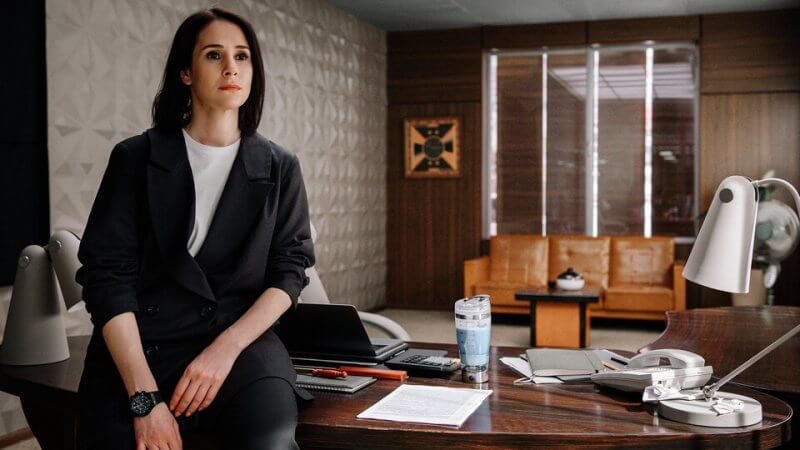 Ольга Сутулова в проекте Последний министр 3 сезон