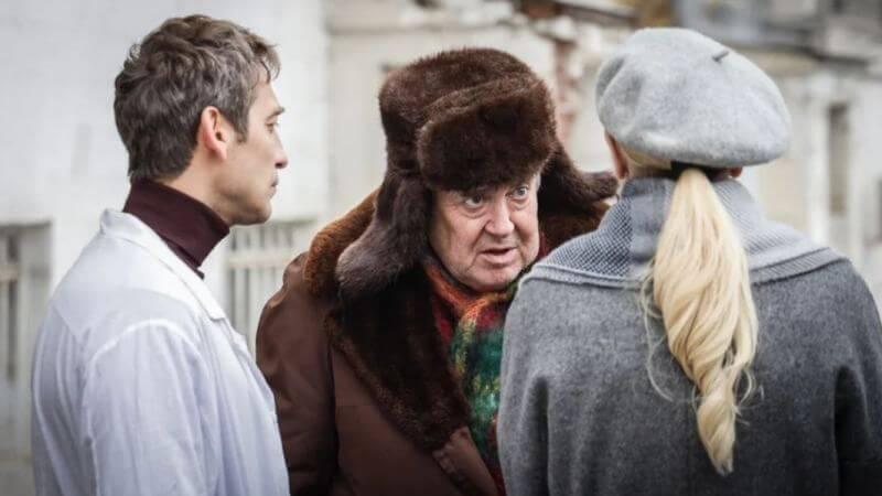 Юрий Стоянов в сериале Вампиры средней полосы 2 сезон
