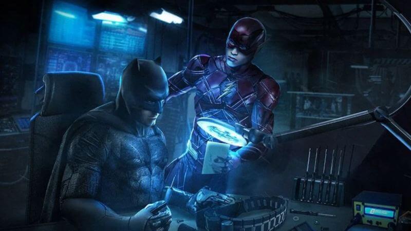Бэтмен Флэш (2022)
