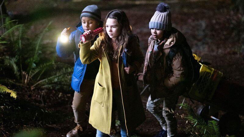 Бруклин Принс в сериале Домой засветло 3 сезон