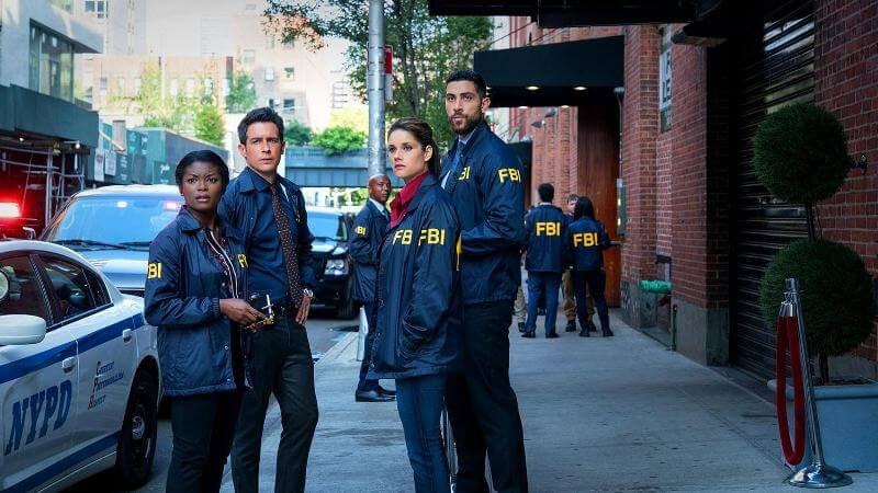 Главные герои ФБР