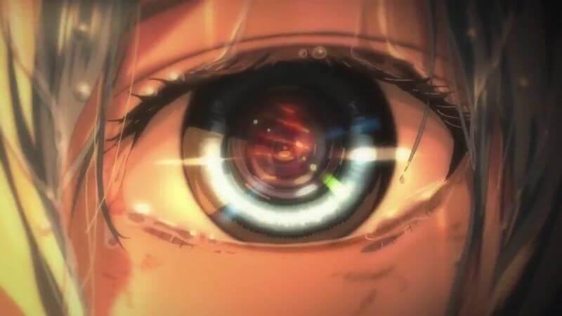 Кадр из аниме Виви: Песнь флюоритового глаза