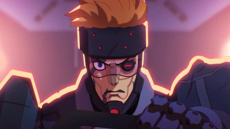 Кадр из мультсериала Любовь, смерть и роботы 3 сезон