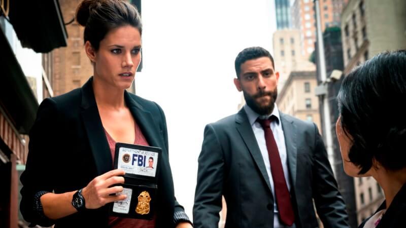 Мисси Перегрим в сериале ФБР 4 сезон