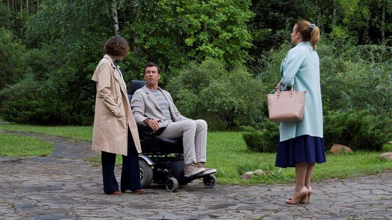 Кадр из сериала Анатомия убийства