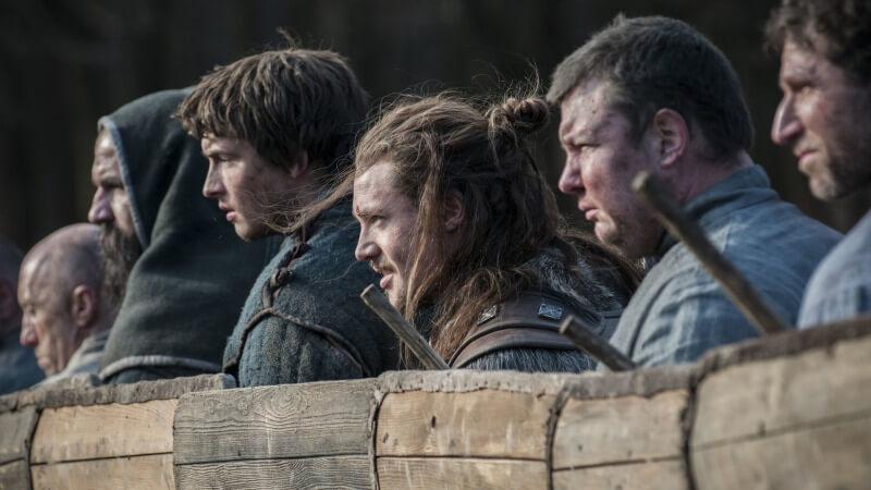 Кадр из сериала Последнее королевство