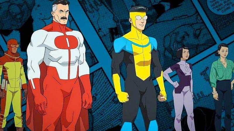 Супергерои Неуязвимый