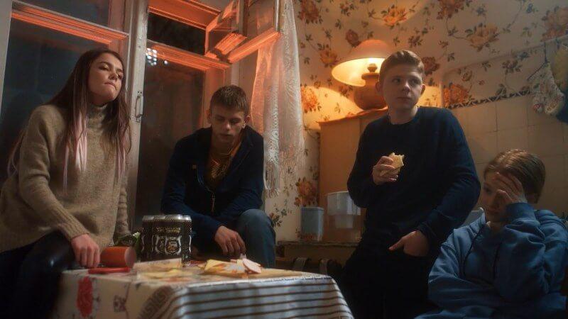 Главные герои Подслушано 2 сезон