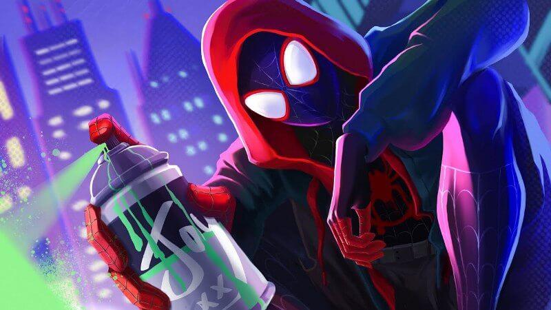 Главный герой Человек-паук: Через вселенные 2
