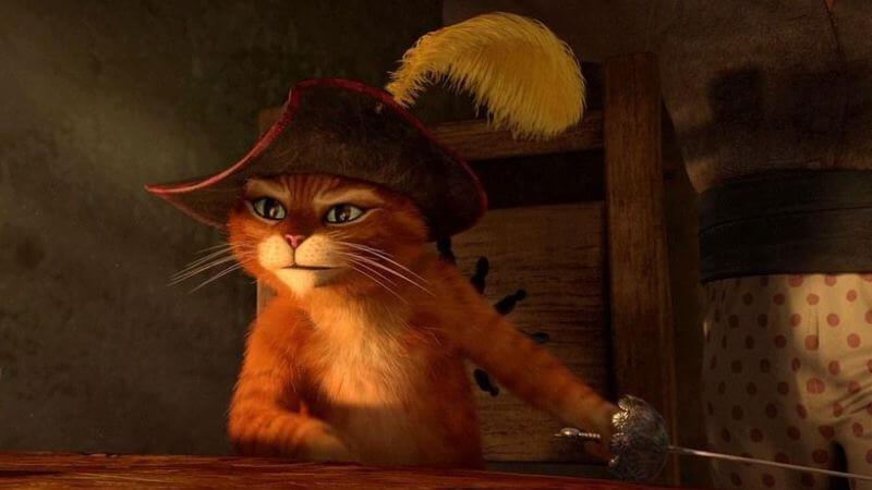 Главный герой Кот в сапогах 2: Последнее желание