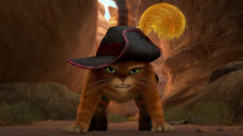 Кадр из мультфильма Кот в сапогах 2: Последнее желание