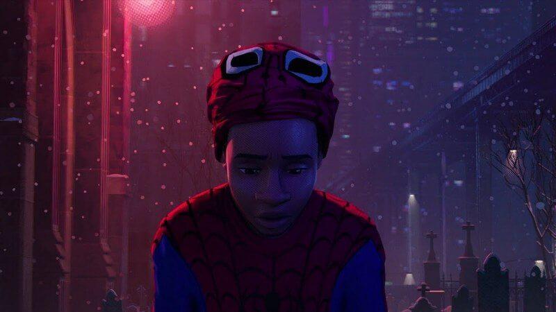 Майлз Моралес Человек-паук: Через вселенные 2