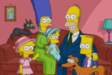 Дата выхода Симпсоны 34 сезон