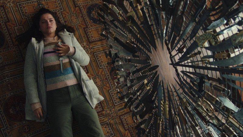 Кадр из фильма Достать ножи 2