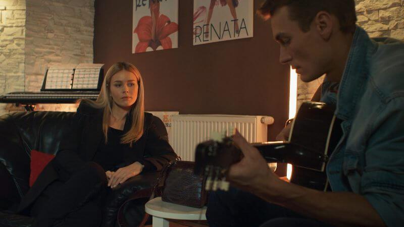 Кадр из сериала Отражение звезды 2 сезон