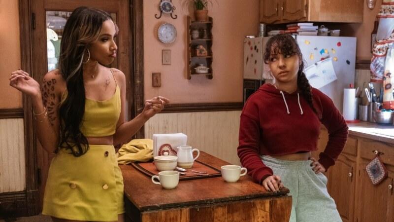 Жасмин Сифас Джонс в сериале Слепые пятна 2 сезон