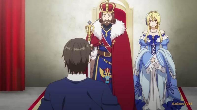 Главные герои Герой-рационал перестраивает королевство 2 сезон
