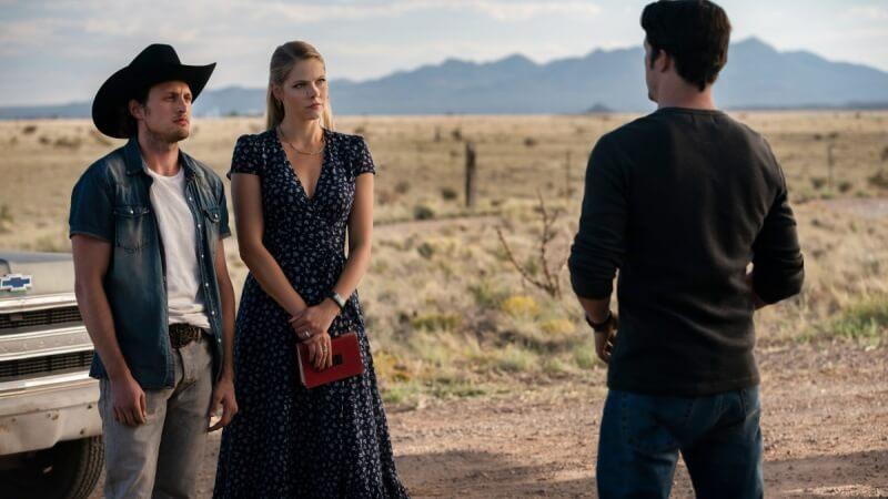 Кадр из сериала Розуэлл, Нью-Мексико 4 сезон