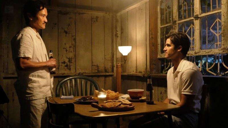 Кадр из сериала Американская история преступлений 4 сезон