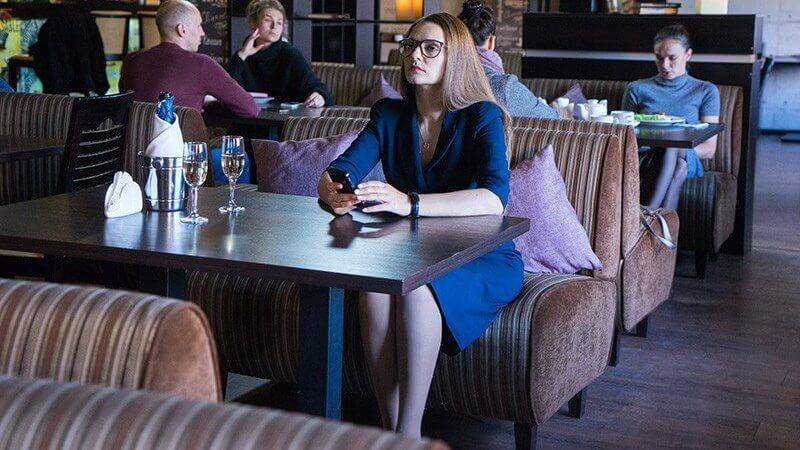 Глафира Тарханова в сериале Синичка 6 сезон