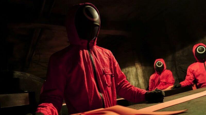Кадр из сериала Игра в кальмара 2 сезон