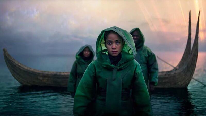 Кадр из сериала Основание 2 сезон