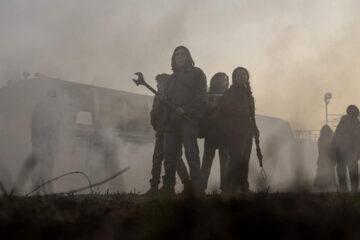 Дата выхода Ходячие мертвецы: Мир за пределами 3 сезон